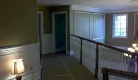 Interior Foyer Painting in Bergen County NJ | Perfection Plus Painting