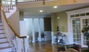 Blurry Interior Painting in Bergen County NJ | Perfection Plus Painting