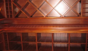 Built In Cabinet Painting & Staining in Bergen County NJ | Perfection Plus Painting