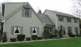 Meticulous Exterior Painting in Ramsey NJ | Perfection Plus Painting