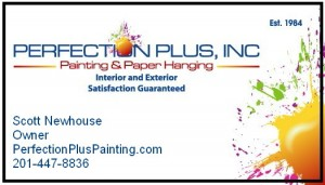 Interior & Exterior Painting In Englewood Cliffs NJ | House Painter Englewood Cliffs New Jersey