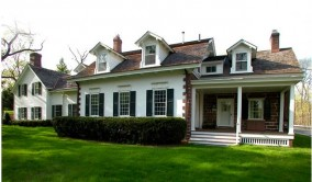 Historic Preservation by Morpurgo Architects Saddle River, Painting by Perfection Plus