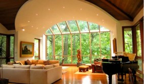 Stunning Great Room in Saddle River NJ | Perfection Plus Painting