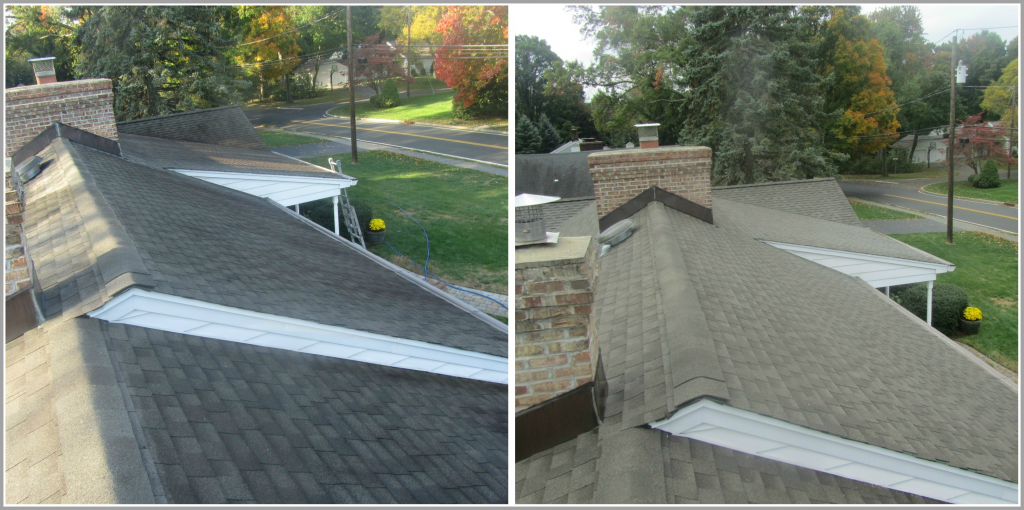 Roof Cleaning in Bergen County NJ | Perfection Plus Inc.