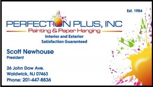 Interior & Exterior Painting In Park Ridge NJ | House Painter Park Ridge New Jersey